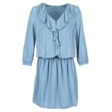 Κοντά Φορέματα Benetton AFIDOUL Σύνθεση: Βισκόζη
