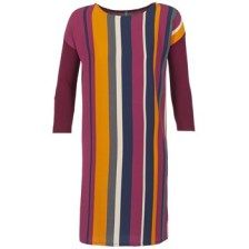 Κοντά Φορέματα Benetton VAGODA Σύνθεση: Βισκόζη