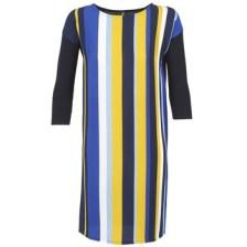 Κοντά Φορέματα Benetton VAGODA Σύνθεση  Βισκόζη d3cc4775c8c