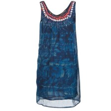 Κοντά Φορέματα Desigual LIORISE Σύνθεση: Πολυεστέρας & Σύνθεση επένδυσης: Βαμβάκι