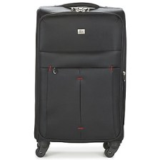 Βαλίτσα με ροδάκια David Jones JAVESKA 76L Εξωτερική σύνθεση : Συνθετικό & Εσωτερική σύνθεση : Ύφασμα
