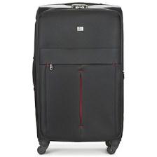 Βαλίτσα με ροδάκια David Jones JAVESKA 111L Εξωτερική σύνθεση : Συνθετικό & Εσωτερική σύνθεση : Ύφασμα