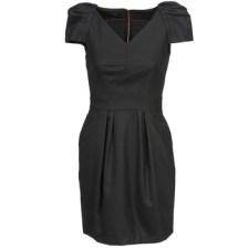 Κοντά Φορέματα Kookaï CHRISTA Σύνθεση: Spandex,Μάλλινο,Πολυεστέρας,Βισκόζη & Σύνθεση επένδυσης: Πολυεστέρας