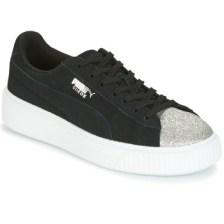 Xαμηλά Sneakers Puma SUEDE PLATFORM GLAM JR