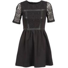 Κοντά Φορέματα Naf Naf OBISE Σύνθεση: Βαμβάκι,Spandex,Πολυεστέρας,Άλλο