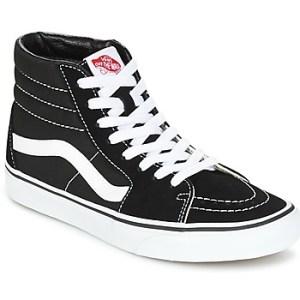 Ψηλά Sneakers Vans SK8 HI ΣΤΕΛΕΧΟΣ: Δέρμα / ύφασμα & ΕΠΕΝΔΥΣΗ: Ύφασμα & ΕΣ. ΣΟΛΑ: Ύφασμα & ΕΞ. ΣΟΛΑ: Καουτσούκ