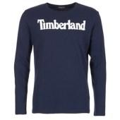 Μπλουζάκια με μακριά μανίκια Timberland LINEAR LOGO PRINT RINGER image
