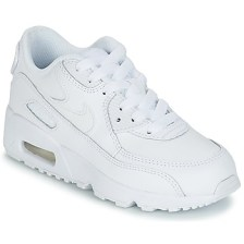 Xαμηλά Sneakers Nike AIR MAX 90 LEATHER PRE-SCHOOL