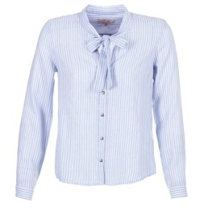 Πουκάμισα Cream CAMA STRIPED SHIRT