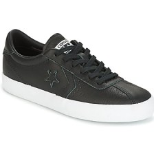 Xαμηλά Sneakers Converse BREAKPOINT FOUNDATIONAL LEATHER OX BLACK/BLACK/WHITE