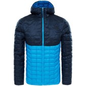 Χοντρό μπουφάν The North Face Thermoball Hoodie Jacket image