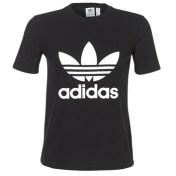 Adidas T-shirt με κοντά μανίκια adidas TREFOIL TEE 2018