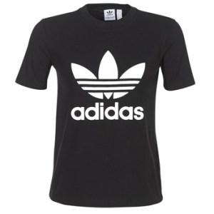 T-shirt με κοντά μανίκια adidas TREFOIL TEE