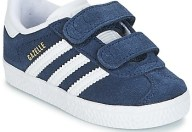 Xαμηλά Sneakers adidas GAZELLE CF I ΣΤΕΛΕΧΟΣ: Δέρμα και συνθετικό & ΕΠΕΝΔΥΣΗ: Ύφασμα & ΕΣ. ΣΟΛΑ: Ύφασμα & ΕΞ. ΣΟΛΑ: Καουτσούκ