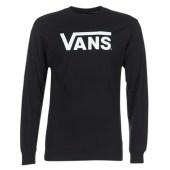 Μπλουζάκια με μακριά μανίκια Vans VANS CLASSIC Σύνθεση: Βαμβάκι image