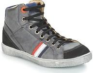 Ψηλά Sneakers GBB ANGELO ΣΤΕΛΕΧΟΣ: Δέρμα & ΕΠΕΝΔΥΣΗ: Δέρμα & ΕΣ. ΣΟΛΑ: Δέρμα & ΕΞ. ΣΟΛΑ: Καουτσούκ
