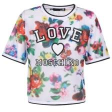 Μπλούζα Love Moschino W4G2801 Σύνθεση: Πολυεστέρας