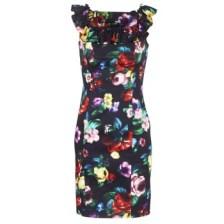 Κοντά Φορέματα Love Moschino WVG3100 Σύνθεση: Βαμβάκι,Spandex & Σύνθεση επένδυσης: Βισκόζη