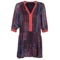 Κοντά Φορέματα Sisley CEPAME Σύνθεση: Matière synthétiques,Πολυεστέρας & Σύνθεση επένδυσης: Viscose / Lyocell / Modal,Βισκόζη
