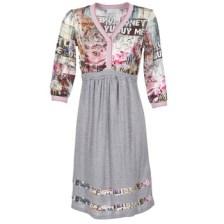 Κοντά Φορέματα Cream ZAIROCE Σύνθεση: Βισκόζη