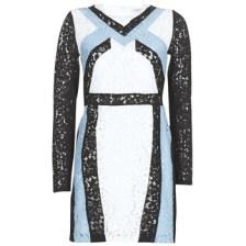 Κοντά Φορέματα Morgan RLIXI Σύνθεση: Βαμβάκι,πολυαμίδη & Σύνθεση επένδυσης: Πολυεστέρας