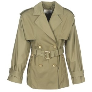 Καπαρτίνες MICHAEL Michael Kors SHRT WIDE TRENCH