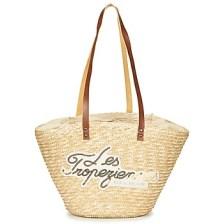 Shopping bag Les Tropéziennes par M Belarbi MILOS Εξωτερική σύνθεση : Ύφασμα & Εσωτερική σύνθεση : Ύφασμα