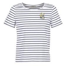 T-shirt με κοντά μανίκια Betty London INNAMOU Σύνθεση: Βαμβάκι,Spandex