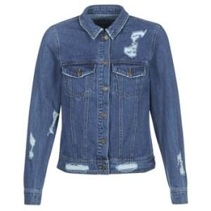Τζιν Μπουφάν/Jacket Only BECKY Σύνθεση: Βαμβάκι