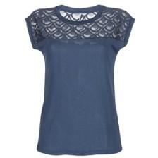 T-shirt με κοντά μανίκια Only NICOLE Σύνθεση: Βισκόζη