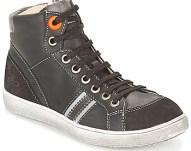 Ψηλά Sneakers GBB ANGELO ΕΞ. ΣΟΛΑ: Καουτσούκ