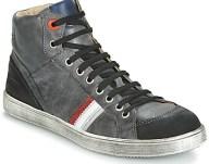 Ψηλά Sneakers GBB ANGELO ΣΤΕΛΕΧΟΣ: Δέρμα & ΕΞ. ΣΟΛΑ: Καουτσούκ