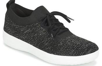 Xαμηλά Sneakers FitFlop F SPORTY UBERKNIT SNEAKERS CRYSTAL
