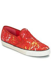 Slip on Colors of California LACE SLIP ΣΤΕΛΕΧΟΣ: Ύφασμα & ΕΠΕΝΔΥΣΗ: Ύφασμα & ΕΣ. ΣΟΛΑ: Ύφασμα & ΕΞ. ΣΟΛΑ: Καουτσούκ