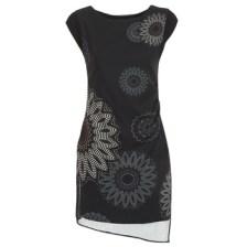Κοντά Φορέματα Desigual SANDRINI Σύνθεση: Πολυεστέρας & Σύνθεση επένδυσης: Spandex,Βισκόζη