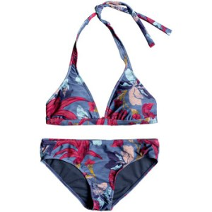 Μαγιό Μπικίνι Roxy Shadow Call The Sun Print Halter