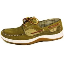 Boat shoes Tamicus Nautico Camel Latex