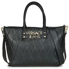 Τσάντες Χειρός Versace Jeans TACAZO Εξωτερική σύνθεση   Συνθετικό    Εσωτερική σύνθεση   Ύφασμα 3a618eae72c