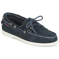 Boat shoes Sebago DOCKSIDES SUEDE