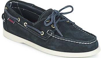 Boat shoes Sebago DOCKSIDES SUEDE