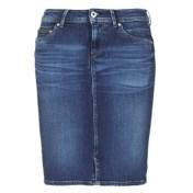 Pepe Jeans Κοντές Φούστες Pepe jeans TAYLOR Σύνθεση: Βαμβάκι,Spandex,Πολυεστέρας 2018