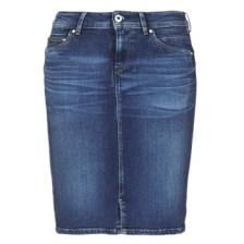 Κοντές Φούστες Pepe jeans TAYLOR Σύνθεση: Βαμβάκι,Spandex,Πολυεστέρας