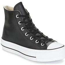 Ψηλά Sneakers Converse CHUCK TAYLOR ALL STAR LIFT CLEAN LEATHER HI