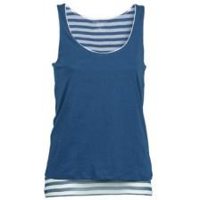 Αμάνικα/T-shirts χωρίς μανίκια Majestic BLANDINE Σύνθεση: Βαμβάκι
