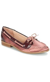 Boat shoes André NONETTE ΣΤΕΛΕΧΟΣ: Δέρμα & ΕΠΕΝΔΥΣΗ: Ύφασμα & ΕΣ. ΣΟΛΑ: Δέρμα & ΕΞ. ΣΟΛΑ: Καουτσούκ
