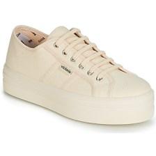 Xαμηλά Sneakers Victoria BARCELONA LONA MONOCROMO