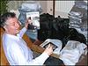 Man finds Moore's Law under floor