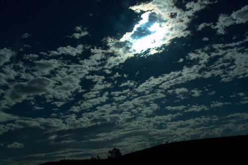 cielo en plata