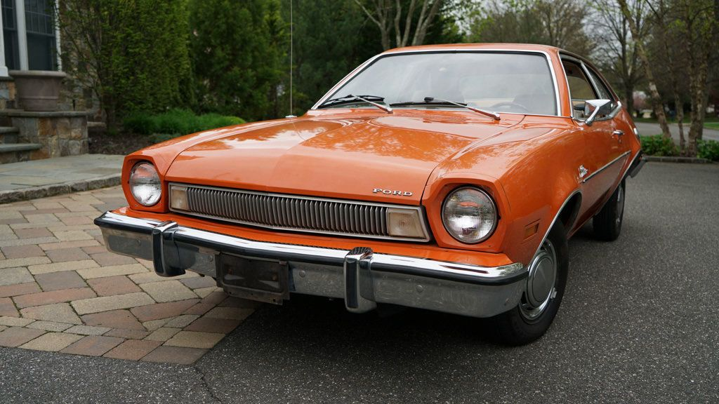 1974 used ford pinto