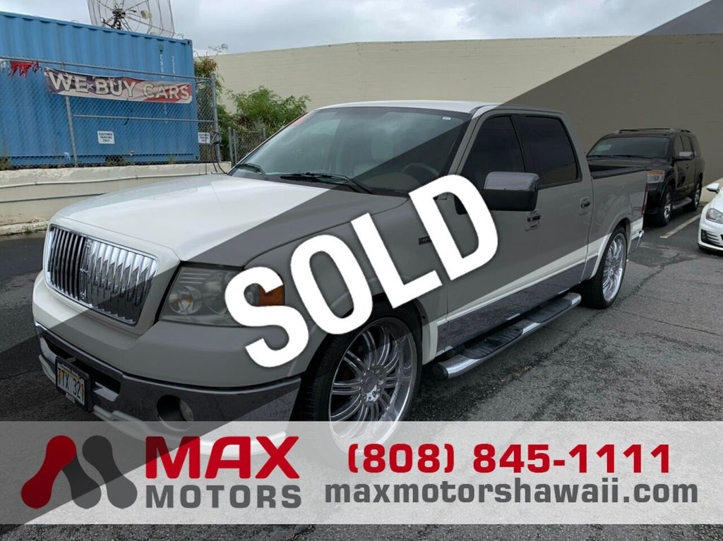hight resolution of 2006 lincoln mark lt 2wd supercrew 139 18864201 0